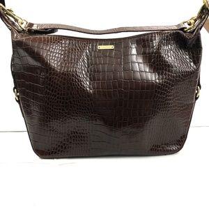 Lauren Ralph Lauren Faux Leather Shoulder Bag
